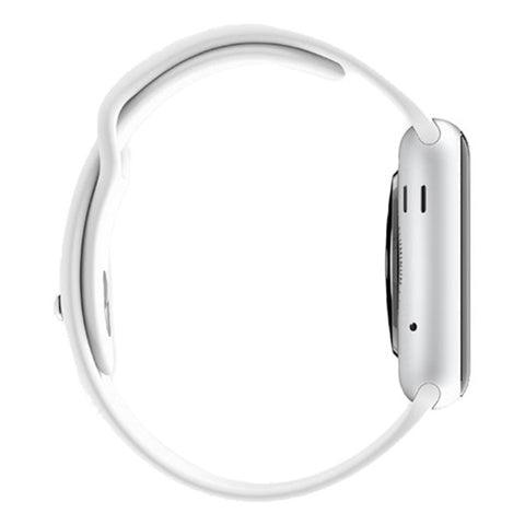 Apple Watch Sport 42mm Aluminum Case Sport Band MJ3N2 (White)