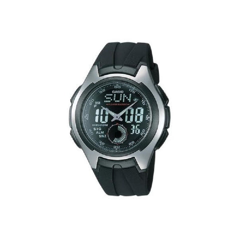 Casio Classic Analog-Digital AQ-160W-1BV Watch (New with Tags)