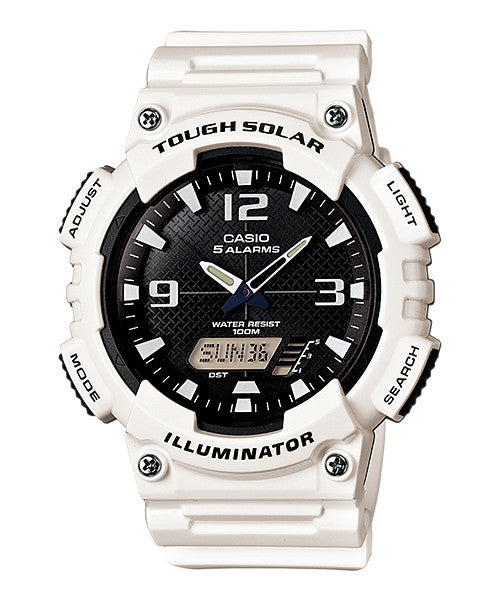 Casio Standard Digital-Analog AQS810WC-7A Watch (New With Tags)