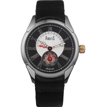 Arbutus Love Peter Automatic Mechanical AR0085SRBA Watch (New with Tags)