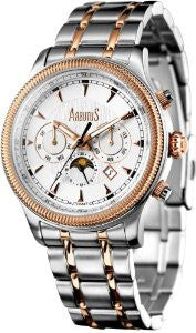 Arbutus Breath Automatic AR210TWS Watch  (New with Tags)