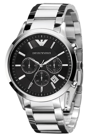 Emporio Armani Classic Chronograph AR2434 Watch (New with Tags)