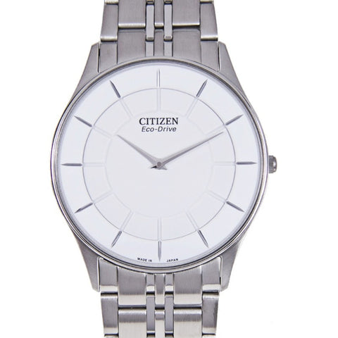 Citizen Eco-Drive Stilleto Ultra Thin AR3010-65A Watch (New with Tags)
