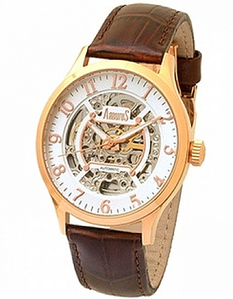Arbutus New York Classic Automatic AR406RWF Watch (New with Tags)