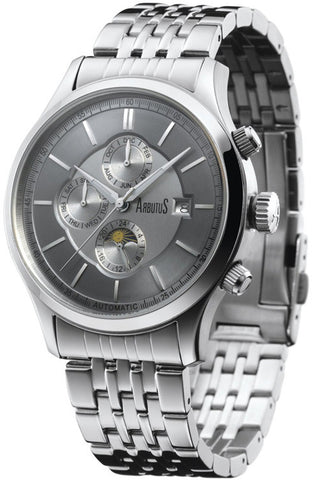 Arbutus Modern Automatic AR504SNS Watch (New with Tags)