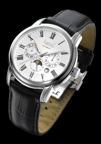 Arbutus New York Park Ave Automatic AR506SWB Watch (New with Tags)