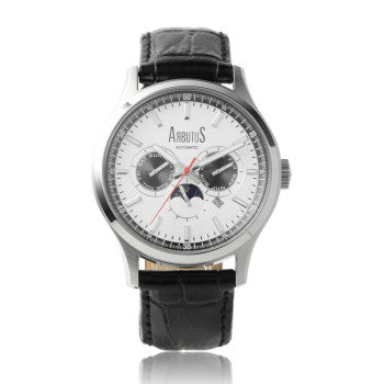 Arbutus Classic Automatic AR509SWB Watch (New with Tags)