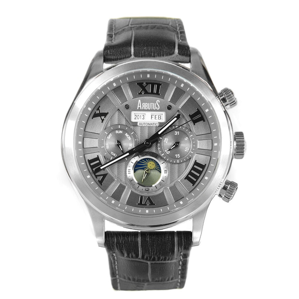 Arbutus New York Park Ave Automatic AR609SNN Watch (New with Tags)