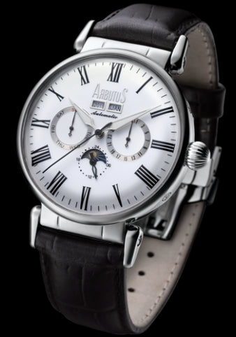 Arbutus New York 5th Ave Automatic AR610SWB Watch (New with Tags)