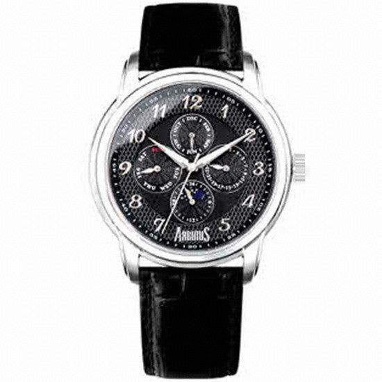 Arbutus New York Park Ave Automatic AR703SBB Watch (New with Tags)