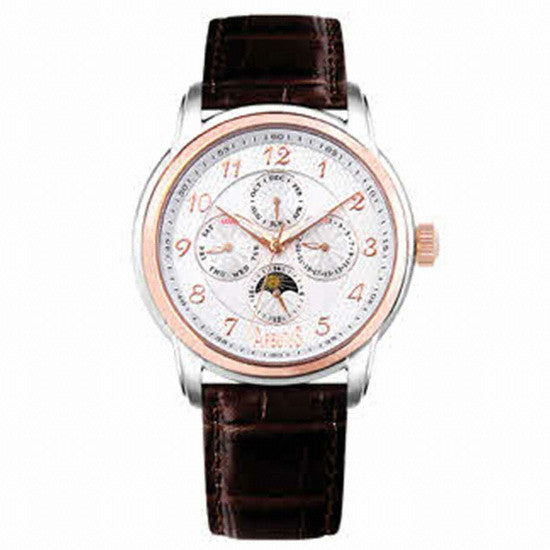 Arbutus New York Park Ave Automatic AR703TRWF Watch (New with Tags)