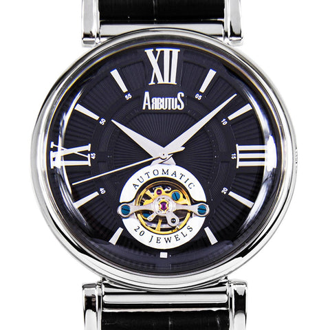 Arbutus Park Ave Automatic AR802SBB Watch (New with Tags)