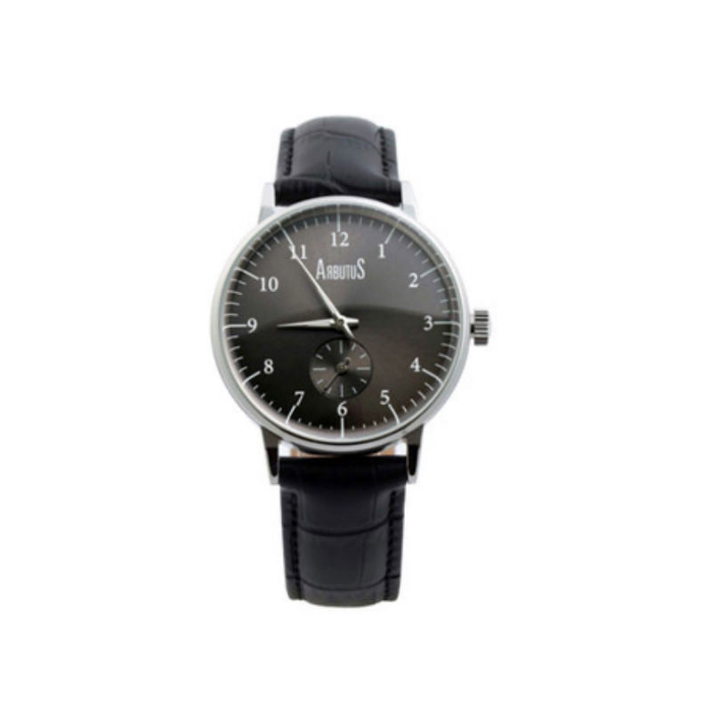 Arbutus Self Winding AR804SBB Watch (New with Tags)