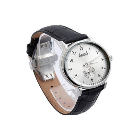 Arbutus Self Winding AR804SWB Watch (New with Tags)
