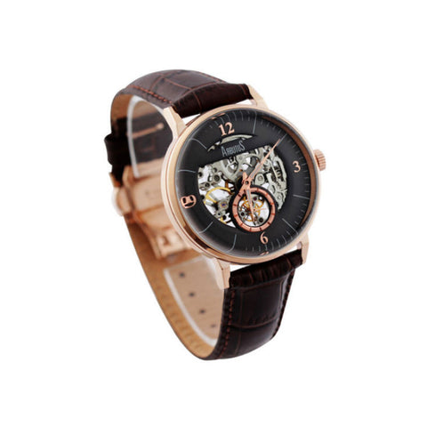 Arbutus Self Winding AR811RBF Watch (New with Tags)