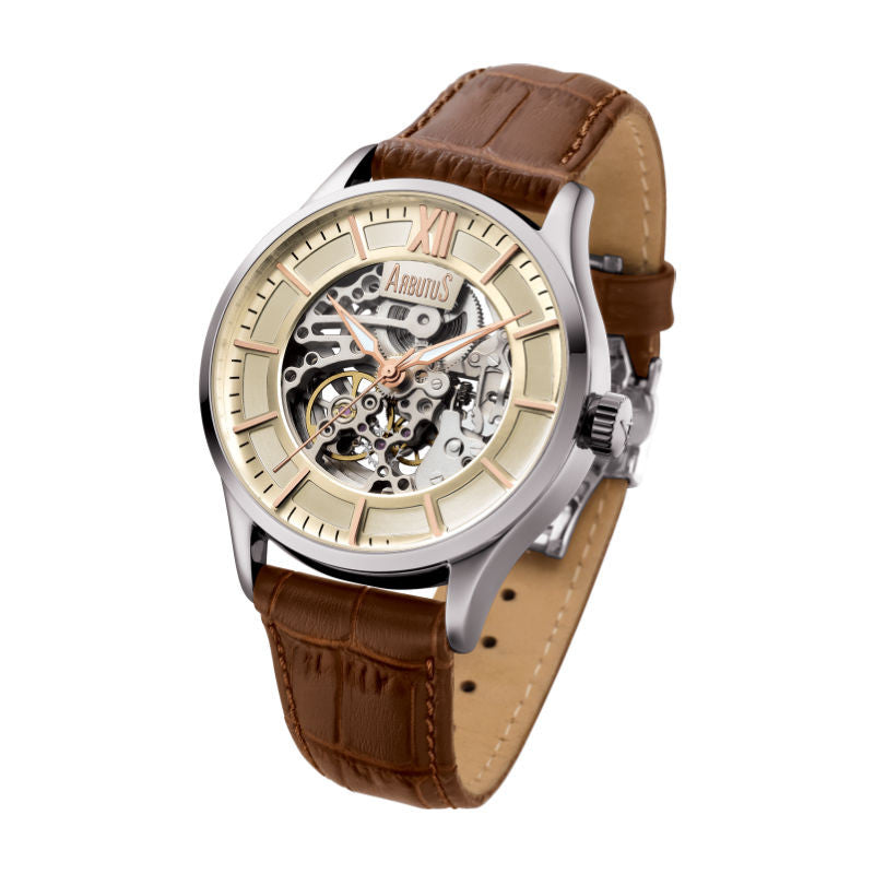 Arbutus Wall Street AR901SIF Watch (New with Tags)