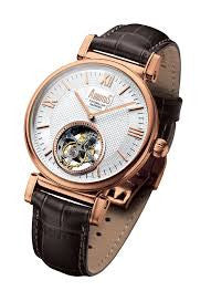 Arbutus Tourbillon AR-TB-06-RWF Watch (New with Tags)