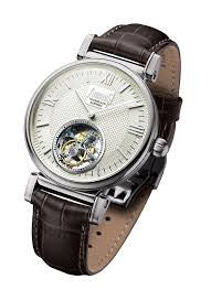 Arbutus Tourbillon AR-TB-06-SIF Watch (New with Tags