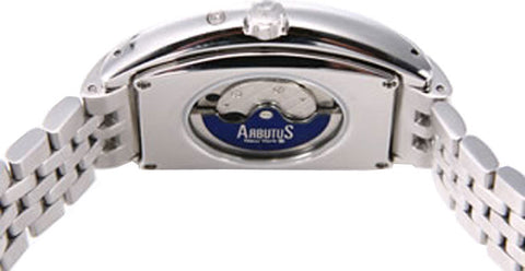 Arbutus Scooper AR0087WS Watch (New with Tags)