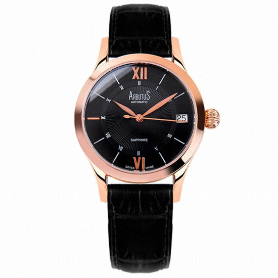 Arbutus Swiss AS12301-RBB Watch (New with Tags)