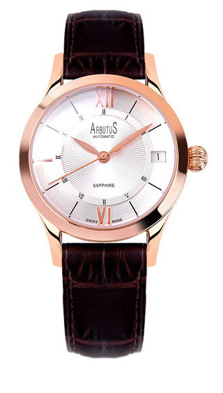 Arbutus SwIss AS12301-RWF Watch (New with Tags)