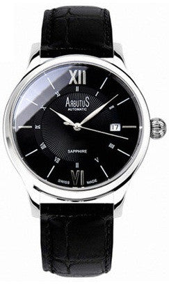 Arbutus Swiss AS12302-SBB Watch (New with Tags)