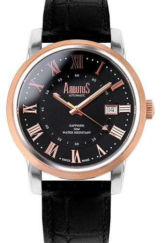 Arbutus Swiss AS12303-TRBB Watch (New with Tags)
