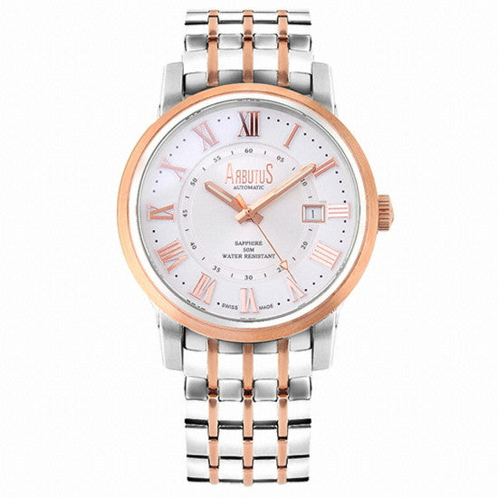 Arbutus Swiss AS12303-TRWS Watch (New with Tags)