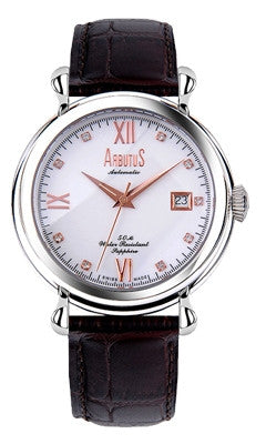 Arbutus Swiss AS12304-SWF Watch (New with Tags)