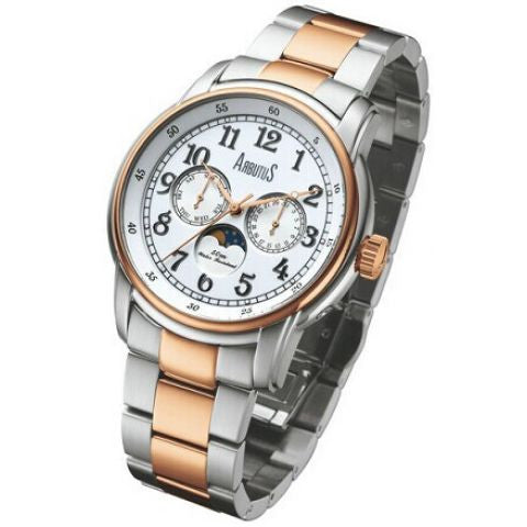 Arbutus Swiss AS14103-TRWS Watch (New with Tags)