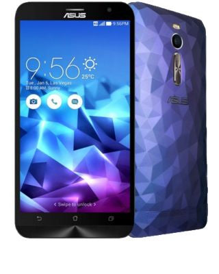 Asus ZenFone 2 Deluxe 16GB 4G LTE Illusion Blue ZE551ML Unlocked
