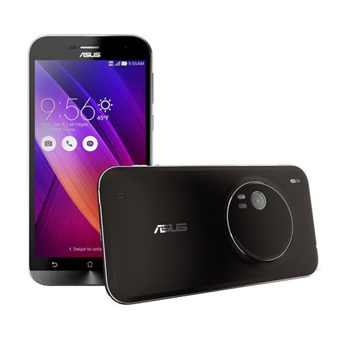 Asus Zenfone Zoom 64GB 4G LTE Black (ZX551ML) Unlocked