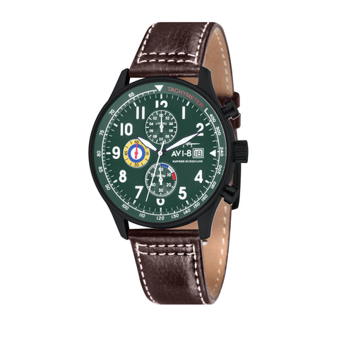 AVI-8 Hawker Hurricane  AV-4011-05 Watch (New with Tags)