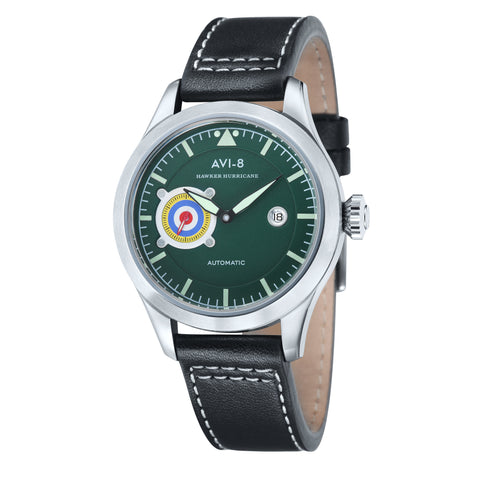 AVI-8 Hawker Hurricane  AV-4016-04 Watch (New with Tags)