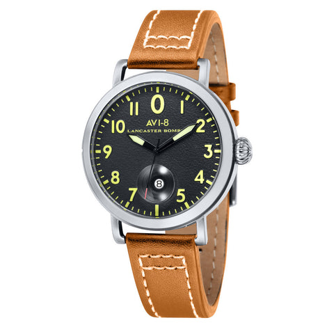 AVI-8 Lancaster Bomber  AV-4020-02 Watch (New with Tags)