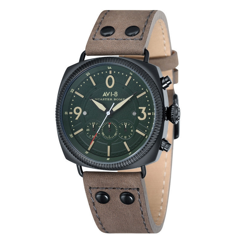 AVI-8 Lancaster Bomber AV-4022-05 Watch (New with Tags)