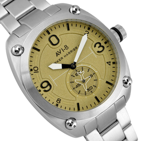 AVI-8 Hawker Harrier II AV-4026-12 Watch (New with Tags)