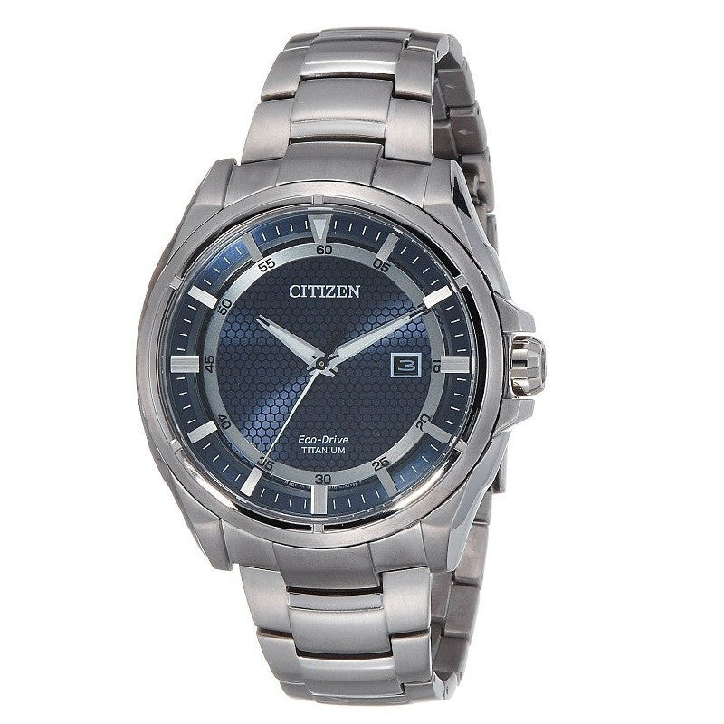 Citizen Eco Drive Super Titanium AW1401-50L Watch (New with Tags)