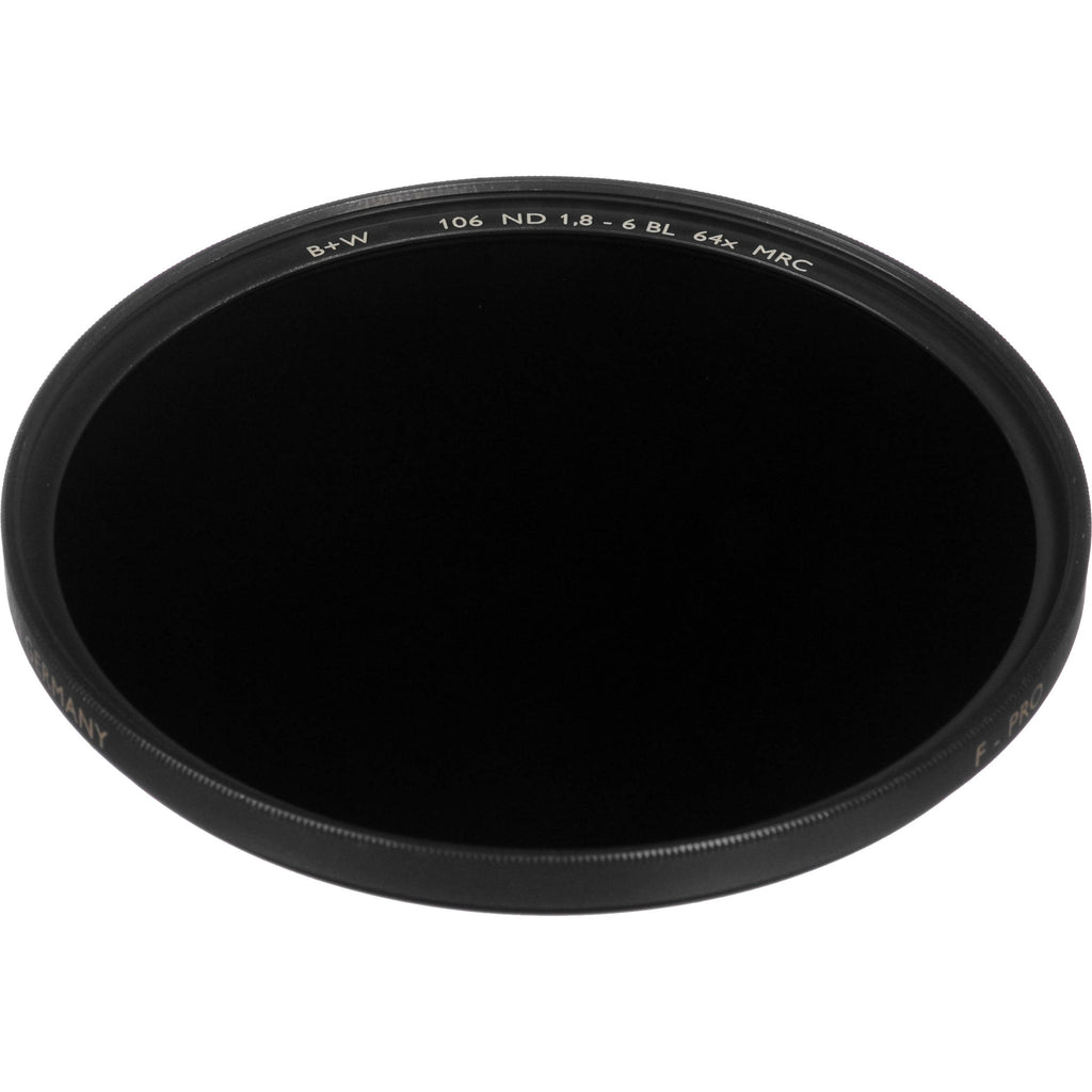 B+W F-Pro 106 ND 1.8 MRC 77mm (1066168) Filter