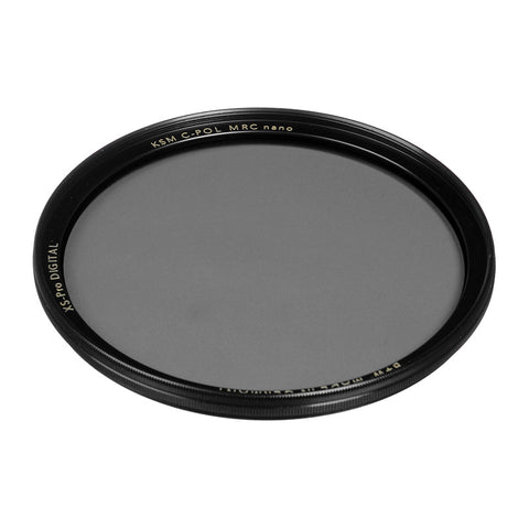 B+W XS-Pro Kaesemann Digital High Transmission Circular Polarizer MRC-Nano 55mm (1081472) Filter