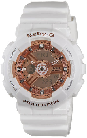 Casio Baby-G Analog-Digital BA-110-7A1 Watch (New with Tags)