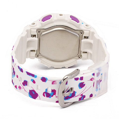 Casio Baby-G Flower Leopard BA-110FL-7A Watch (New with Tags)