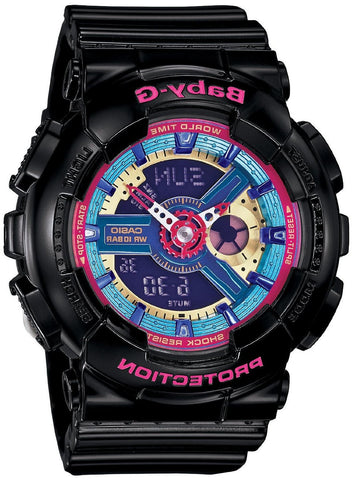 Casio Baby-G Analog-Digital BA-112-1A Watch (New with Tags)