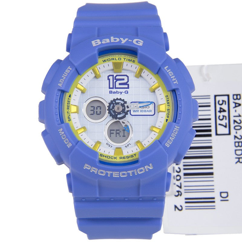 Casio Baby-G Sports BA-120-2B Watch (New with Tags)