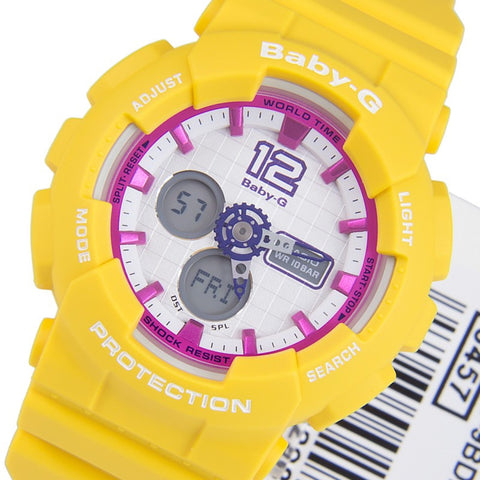 Casio Baby-G Sports BA-120-9B Watch (New with Tags)