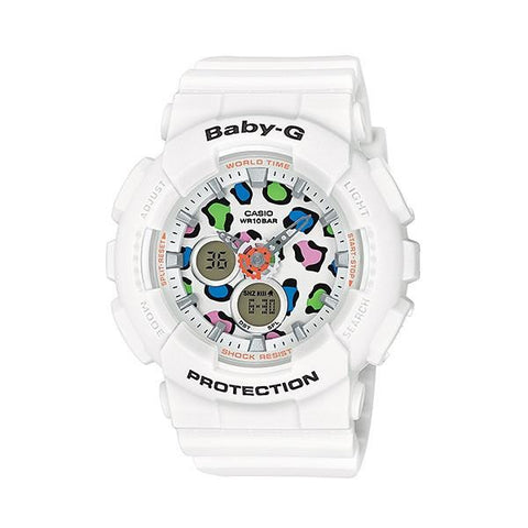 Casio Baby-G Street Classic BA-120LP-7A1 Watch (New with Tags)
