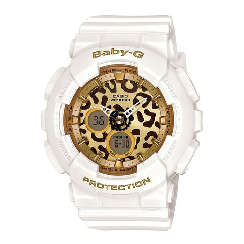 Casio Baby-G Street Classic BA-120LP-7A2 Watch (New with Tags)