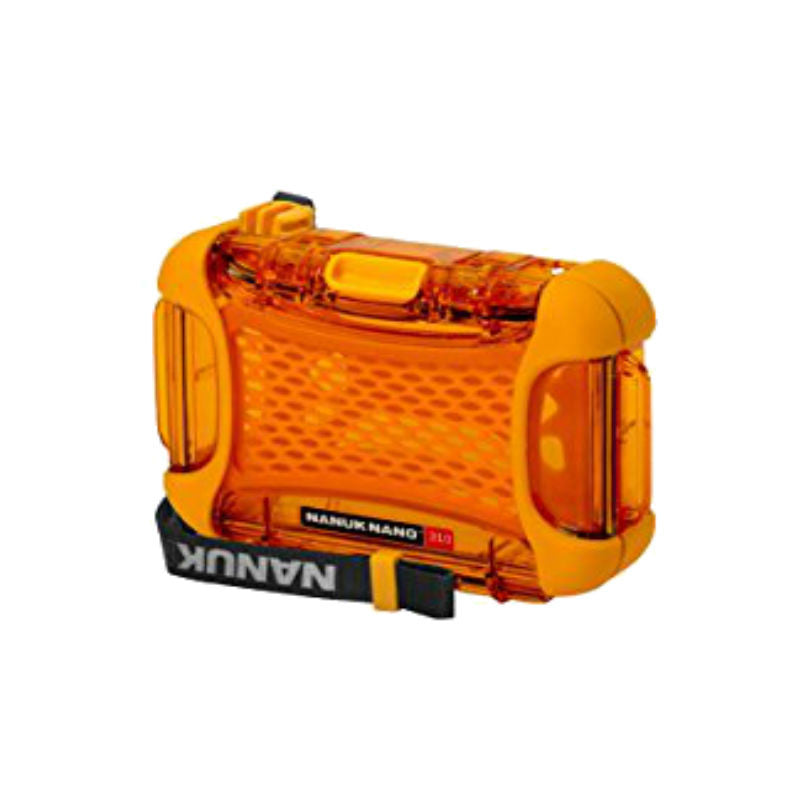 Nanuk Nano 310-0003 Protective Hard Case (Orange)