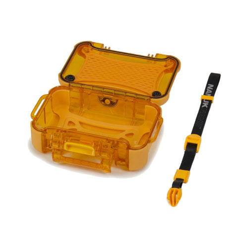 Nanuk Nano 320-0003 Protective Hard Case (Orange)