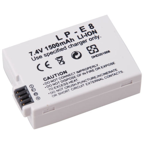 Generic LP-E8 Battery for Canon
